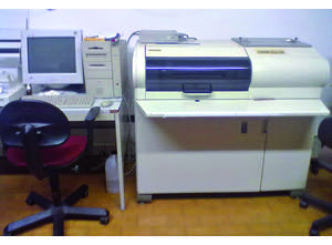 Used Dainippon 1045 ai screen scanner