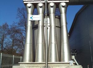 Ecochimica vt15000 Smoke abatement tower