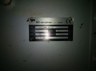 CZECH / SG Strojírna S 200x500 - R3/55 P90331010