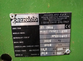 ITALY / PEZZOLATO Mini Profi 900 P90331018