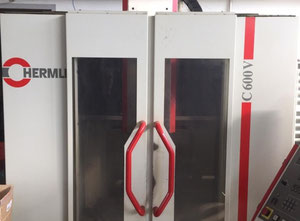 Used HERMLE C 600 V high speed machining center