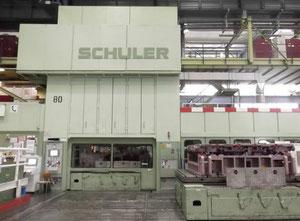 Pressa Schuler German EBS4-600-3,6-550