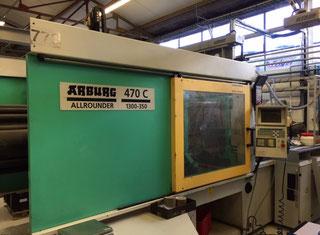 Arburg 130T 470 C 1300 – 350 P90401044