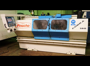 Tokarka CNC Pinacho Cobra 180