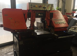 Amada HA 250 SA band saw for metal