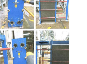 Alfa Laval A15-BFM plate heat exchanger