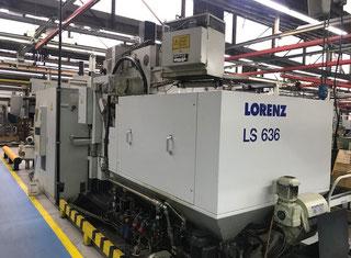 Lorenz LS 636 CNC P90402033