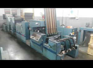 Ofsetový dvoubarevný stroj Rotatek RK 200