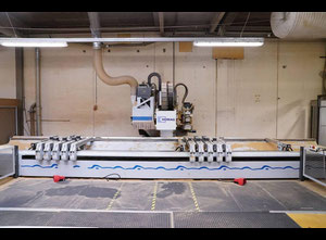 Homag BAZ 222 60K Wood CNC machining centre - 5 Axis