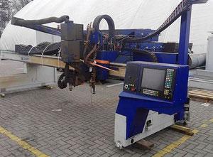 Máquina de corte por plasma / gas Eckert Szafir BL2