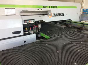Ermak ETP-S 2520 CNC Stanzmaschine