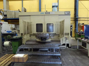 Toshiba BMC 80 HMC Machining center - horizontal