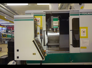 Fehlmann Picomax 60 M high speed machining center
