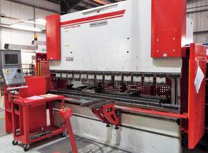 Prensa plegadora cnc/nc Baykal aphs 3106 x 120