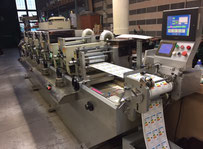 Used Agena Agena 280 Label printing machine