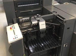 Heidelberg Speedmaster 52-2-P Offset two colours