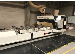SCM Record 132 Wood CNC machining centre