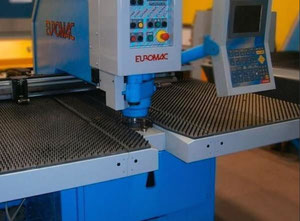 Euromac BX 750/30 - 1250 CNC punching machine