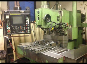 TOS Lipník FGS 40 CNC cnc vertical milling machine