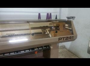 Maszyna dziewiarskia płaska Protti PT241