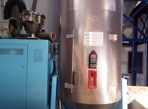 Máquina de plástico Moretto SX 206