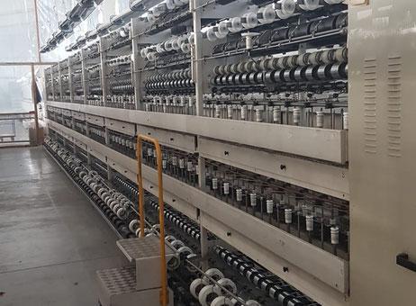 Menegatto Yarn Covering machines - Exapro