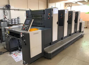 Shinohara 75 IV Offset four colours