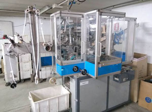 Automatic winding machine for narrow