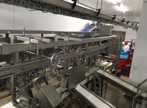 Automatic Poultry cut-up line