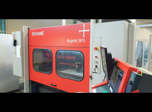 Used Bystronic Bysprint 3015 laser cutting machine