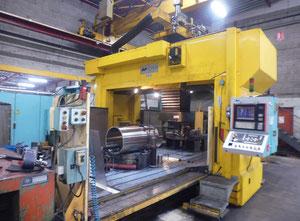 NORMA 5000X2500 Portalfräsmaschine