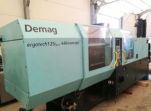 Demag 125/475 - 440 Injection moulding machine