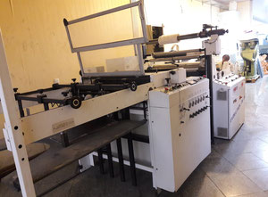 Used Tecnomac Evolution 76 TK DRY laminator