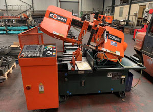 Cosen C-260 NC band saw for metal