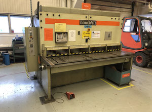 Donewell 2500-13 hydraulic shear