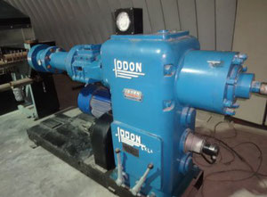 Iddon 90mm CXLA Extruder Extrusion - Single screw extruder