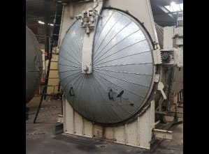 Scholz 2.5m steam Autoclave