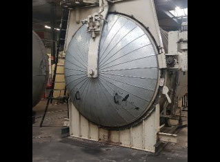 Scholz 2.5m steam Autoclave P90410142