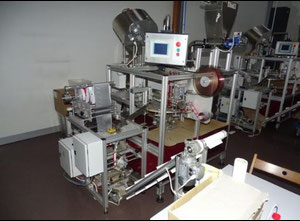 Kasi Tempra Pack necafill 01 Tea / Coffee bag machine