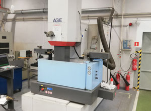 Elettroerosione a tuffo Agie Agietron Compact 3
