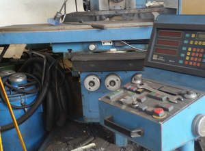 Used ZEUS FZ 130 vertical milling machine