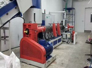 Koltex 100 Recyclingmaschine