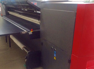 Used Vutek QS3200 large format plotter