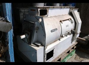 Mezcladora de polvo Buhler
