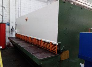 Verrina 4050 X 12 mm Hydraulische Blechschere