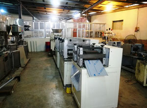 Machine de confiserie Proform R&S 12/3