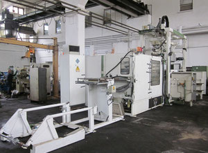 KIEFEL THERMOFORM KLS 70/190K Comp. Air, Vacuum, Thermoforming Machine