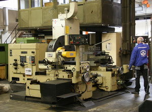 Niles DP 1 Facing Lathe / Lathe