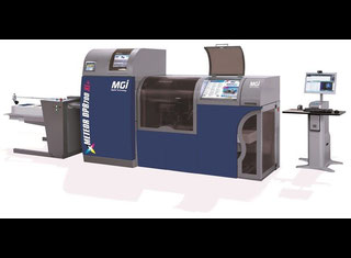MGI MGI Meteor DP 8700 XL+ Digital press + FINISHER IN LINE P90413011