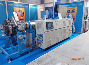 Metalchem W90-30d Extrusion - Single screw extruder